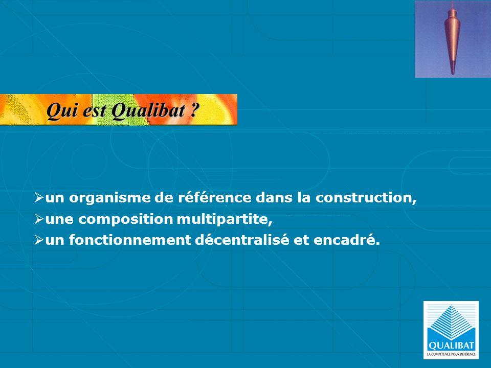 Qui est Qualibat un organisme de référence dans la construction,