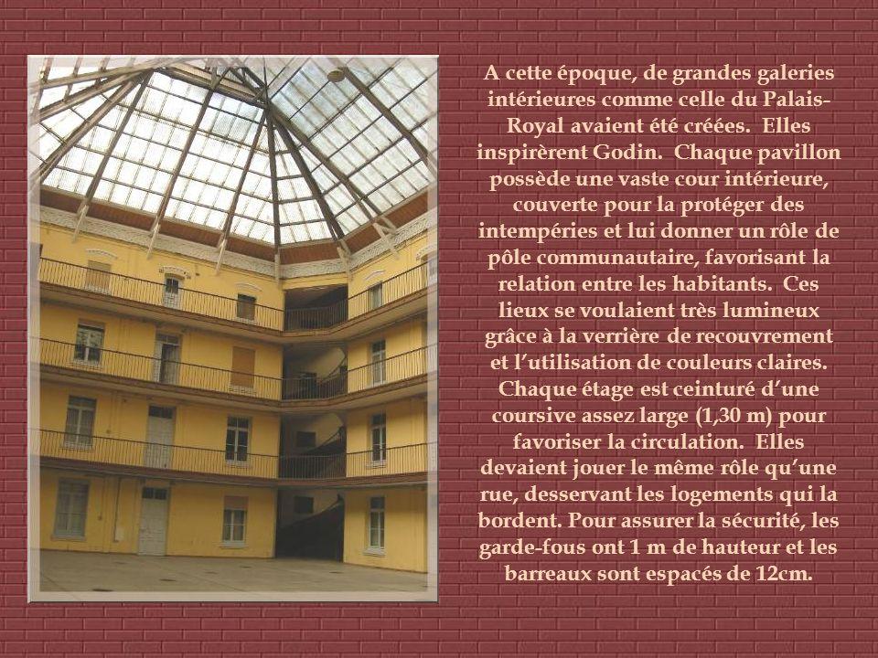 A cette époque, de grandes galeries intérieures comme celle du Palais-Royal avaient été créées.