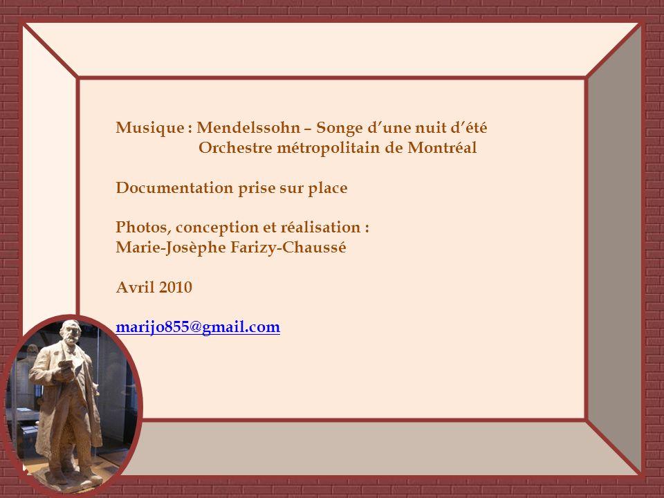 Musique : Mendelssohn – Songe d'une nuit d'été