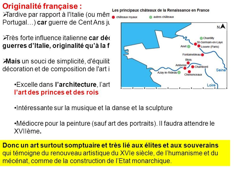 Originalité française :