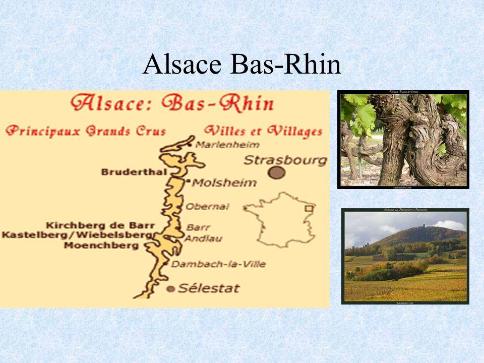 Alsace Bas-Rhin