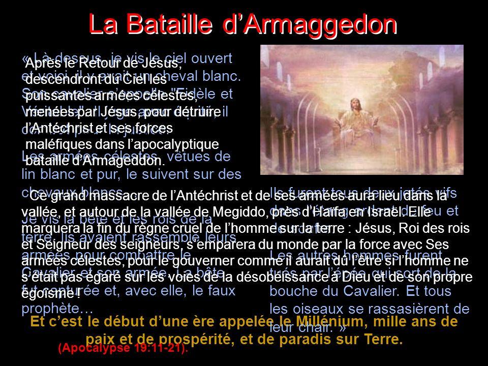 La Bataille d'Armaggedon