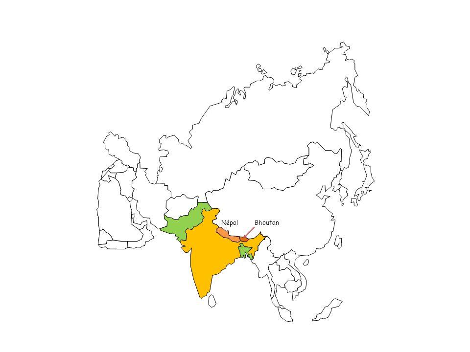 Népal Bhoutan
