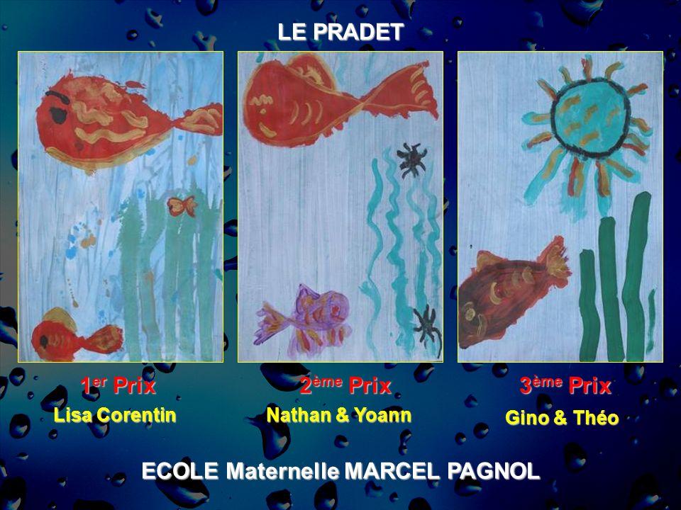 ECOLE Maternelle MARCEL PAGNOL