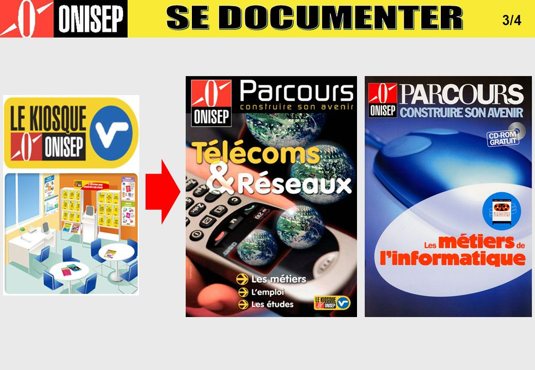 SE DOCUMENTER 3/4