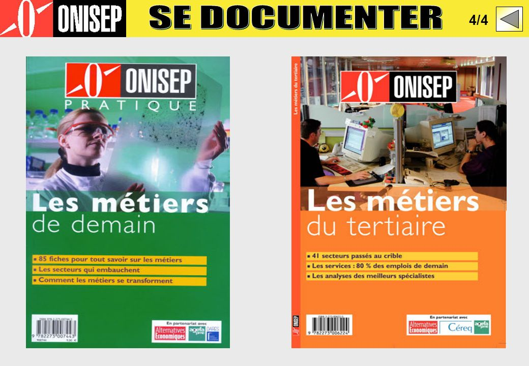 SE DOCUMENTER 4/4