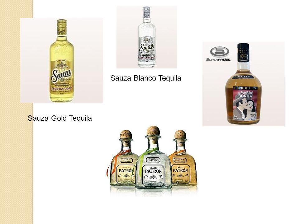 Sauza Blanco Tequila Sauza Gold Tequila