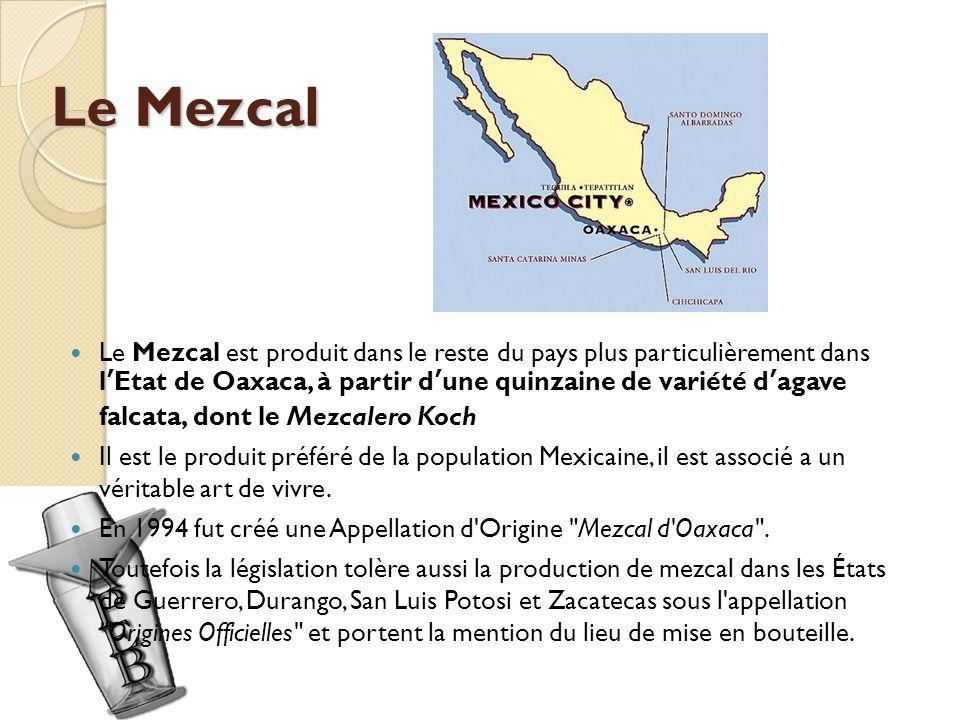 Le Mezcal