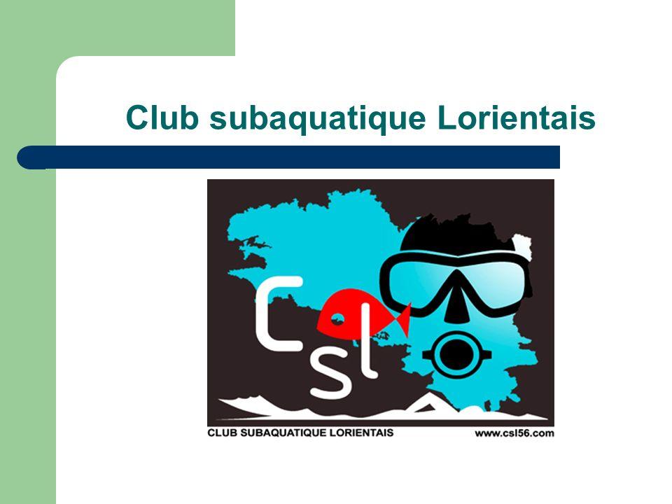 Club subaquatique Lorientais