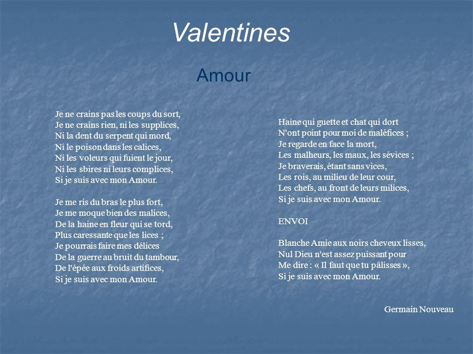 Valentines Amour.