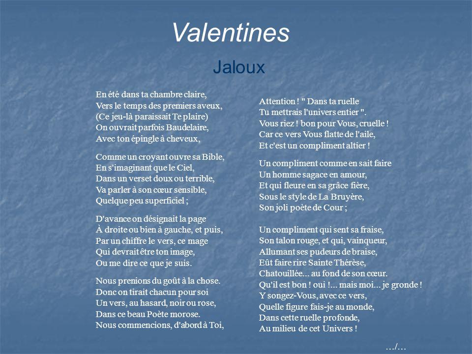 Valentines Jaloux.