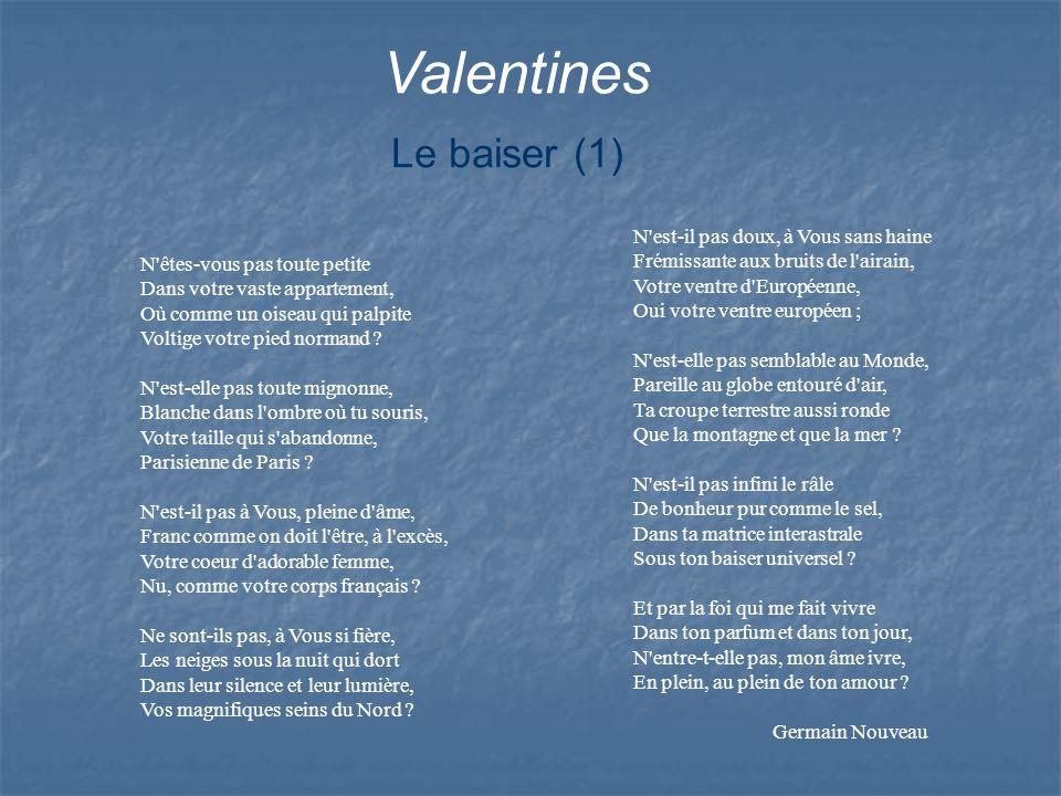 Valentines Le baiser (1)