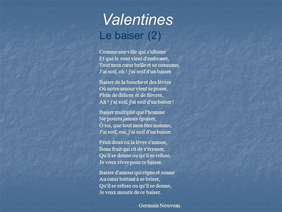 Valentines Le baiser (2)