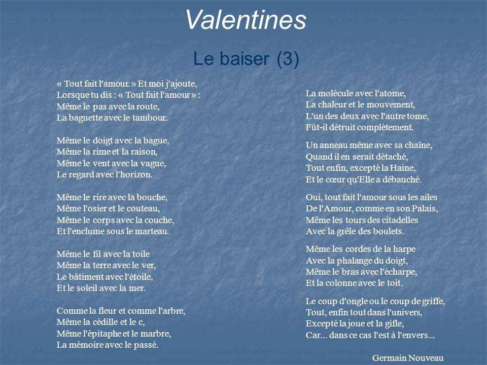 Valentines Le baiser (3)