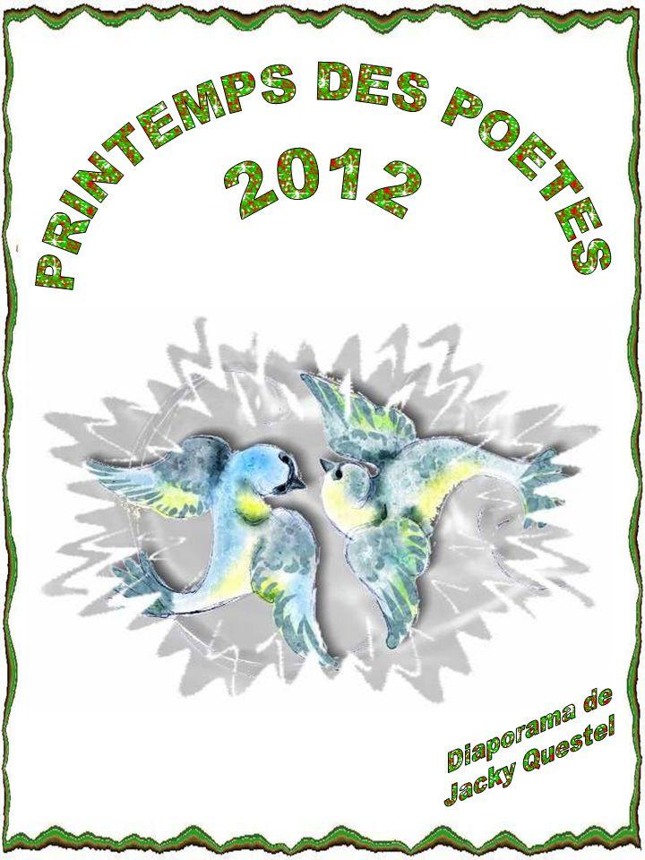 PRINTEMPS DES POETES 2012 Diaporama de Jacky Questel