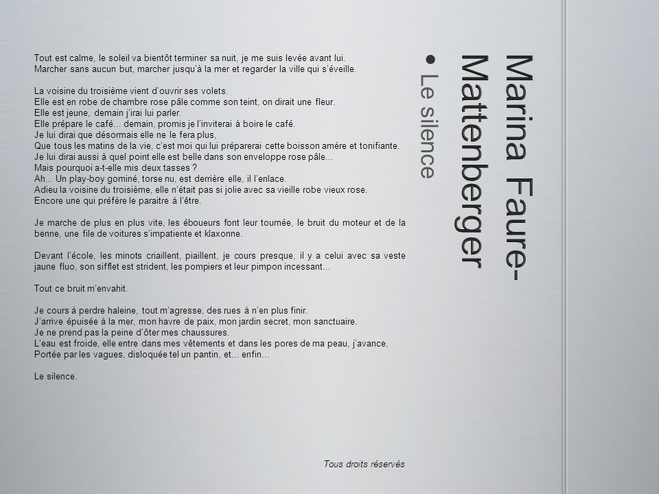 Marina Faure-Mattenberger