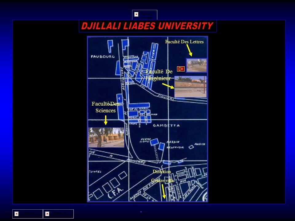 DJILLALI LIABES UNIVERSITY