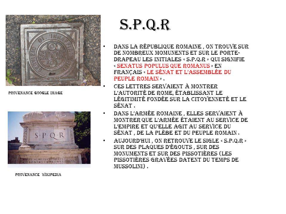 S.P.Q.R