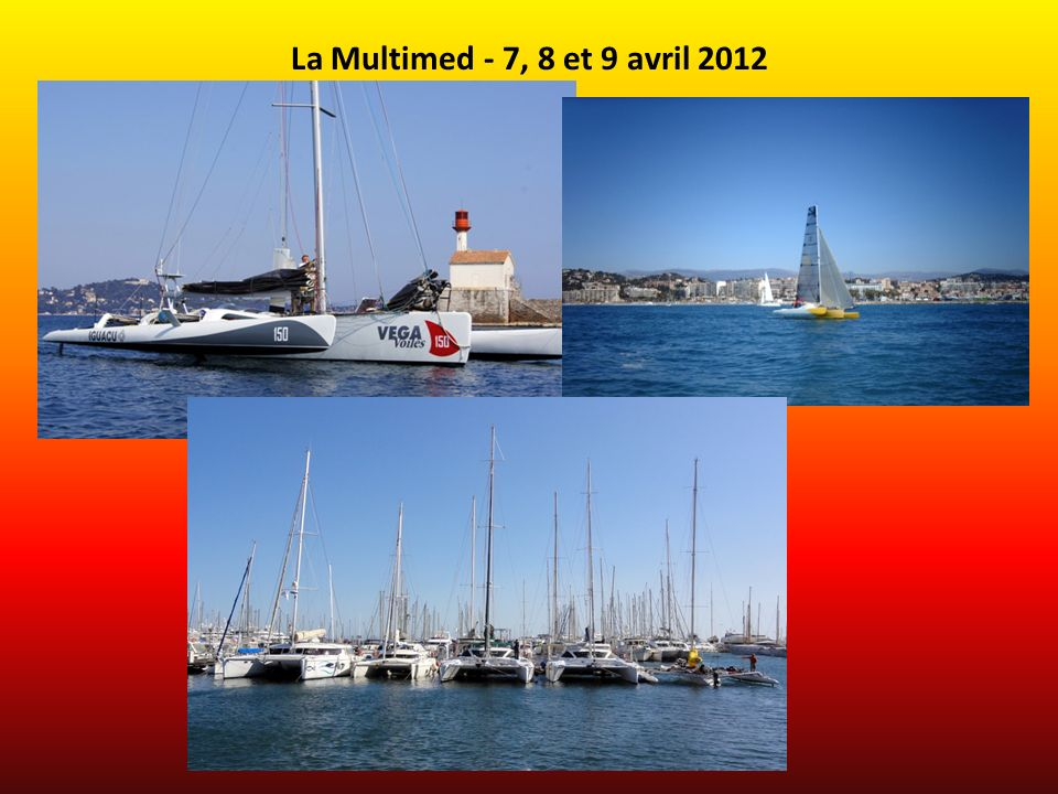 La Multimed - 7, 8 et 9 avril 2012