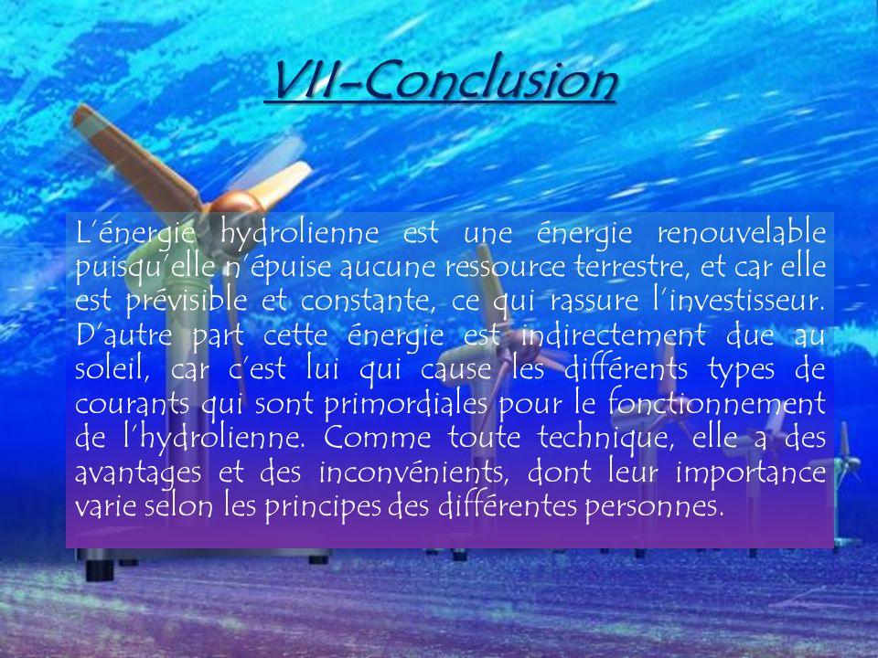 VII-Conclusion