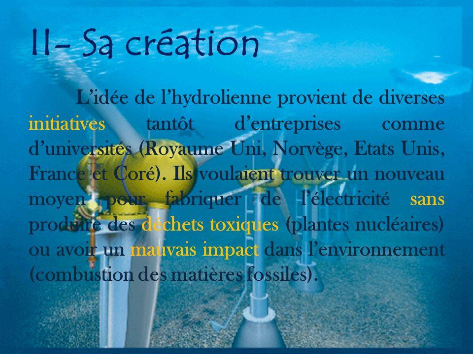 II- Sa création