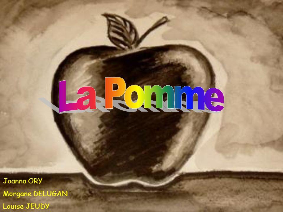 La Pomme Joanna ORY Morgane DELUGAN Louise JEUDY
