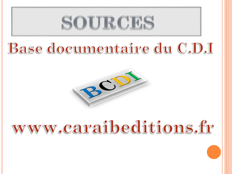 Base documentaire du C.D.I