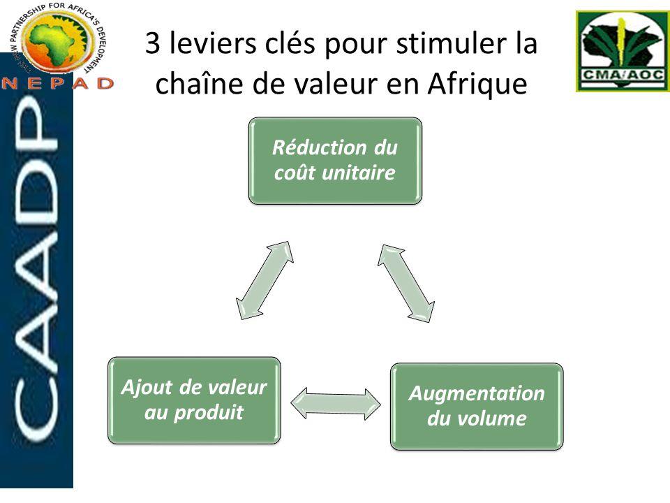 3 leviers clés pour stimuler la chaîne de valeur en Afrique