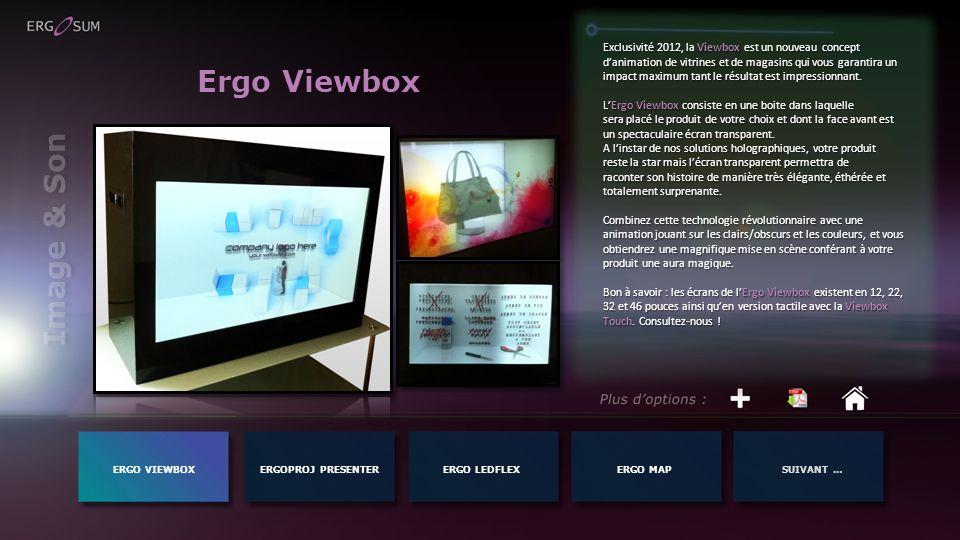 Ergo Viewbox Image & Son