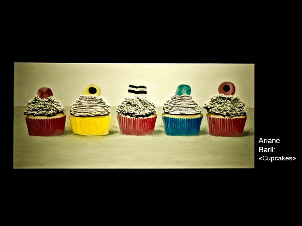 Ariane Baril: «Cupcakes»