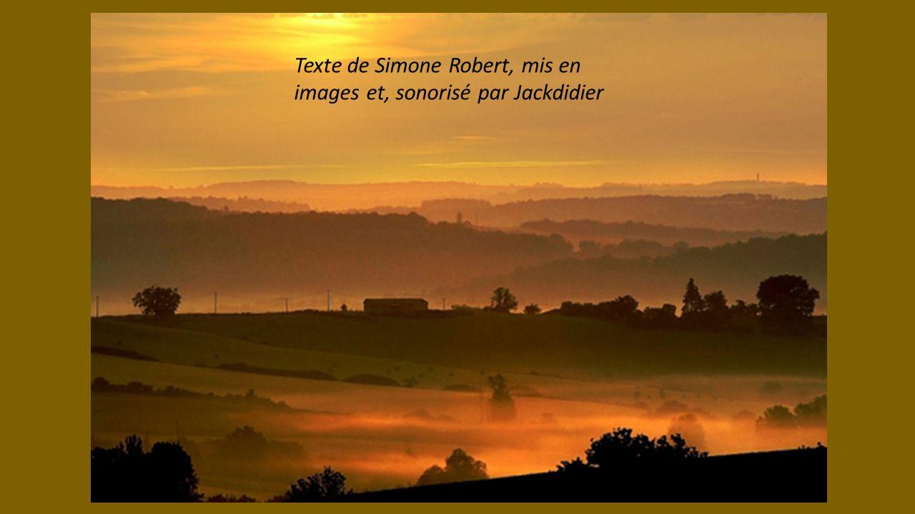 Texte de Simone Robert, mis en images et, sonorisé par Jackdidier