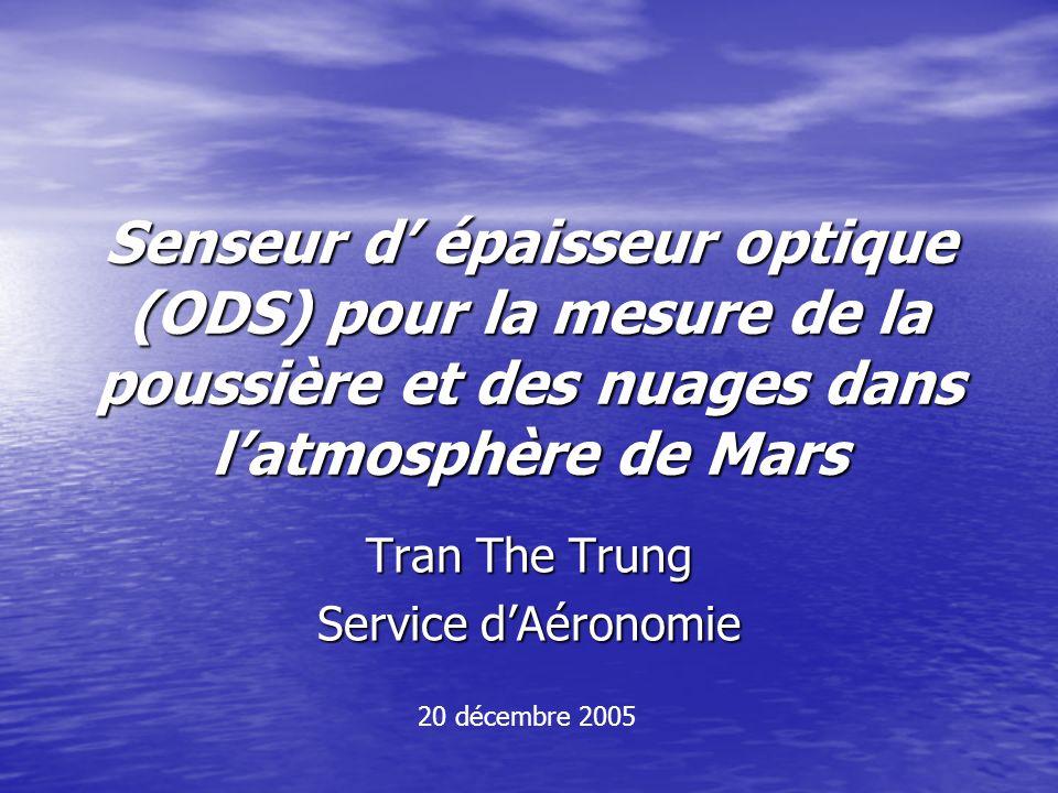 Tran The Trung Service d'Aéronomie