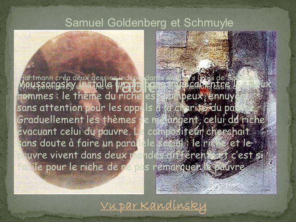 Samuel Goldenberg et Schmuyle