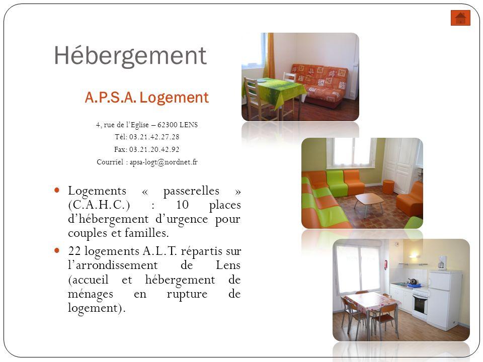 Courriel : apsa-logt@nordnet.fr