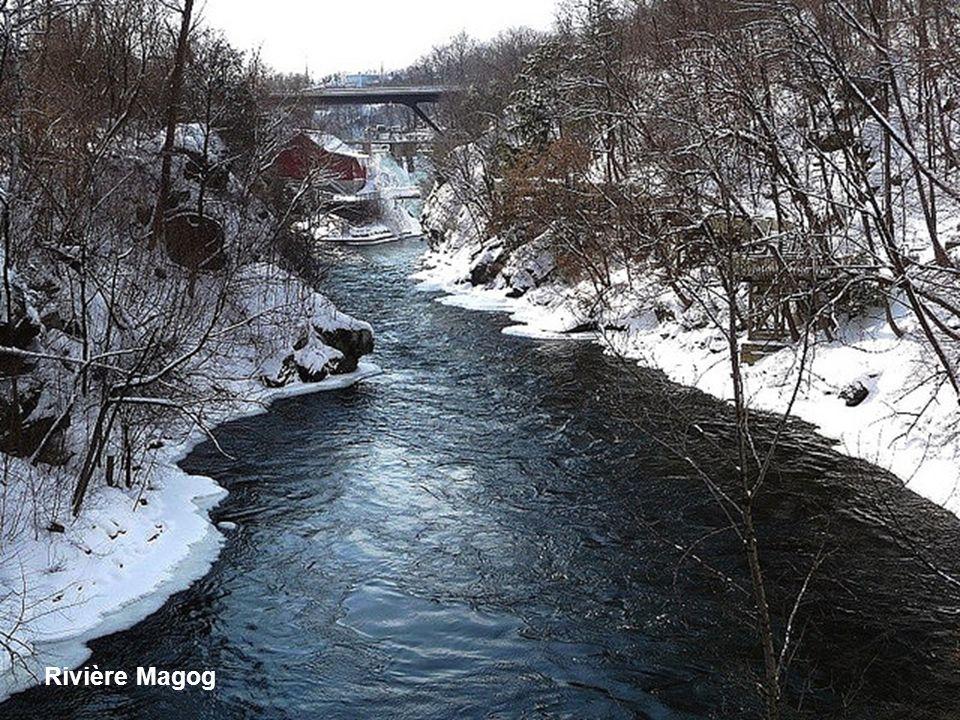 Rivière Magog