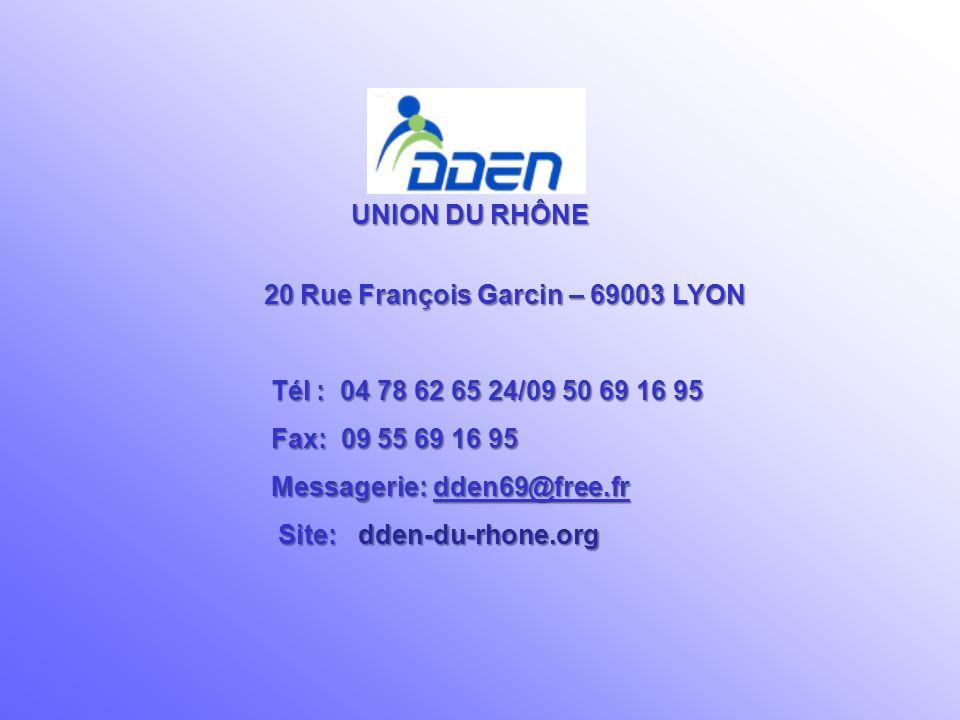20 Rue François Garcin – 69003 LYON