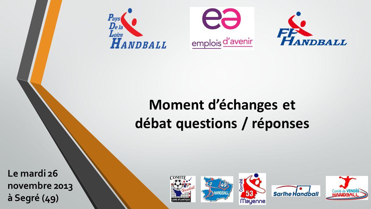 Moment d'échanges et débat questions / réponses