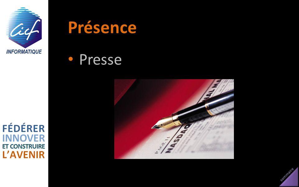 Présence Presse