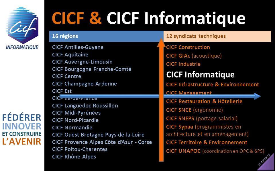 CICF & CICF Informatique