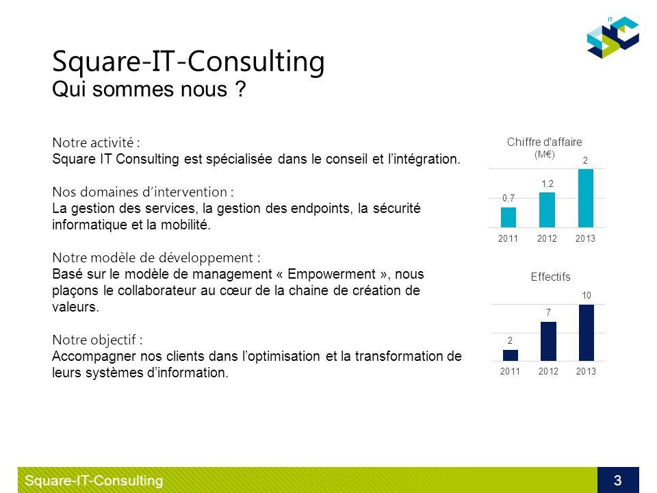 Square-IT-Consulting Qui sommes nous