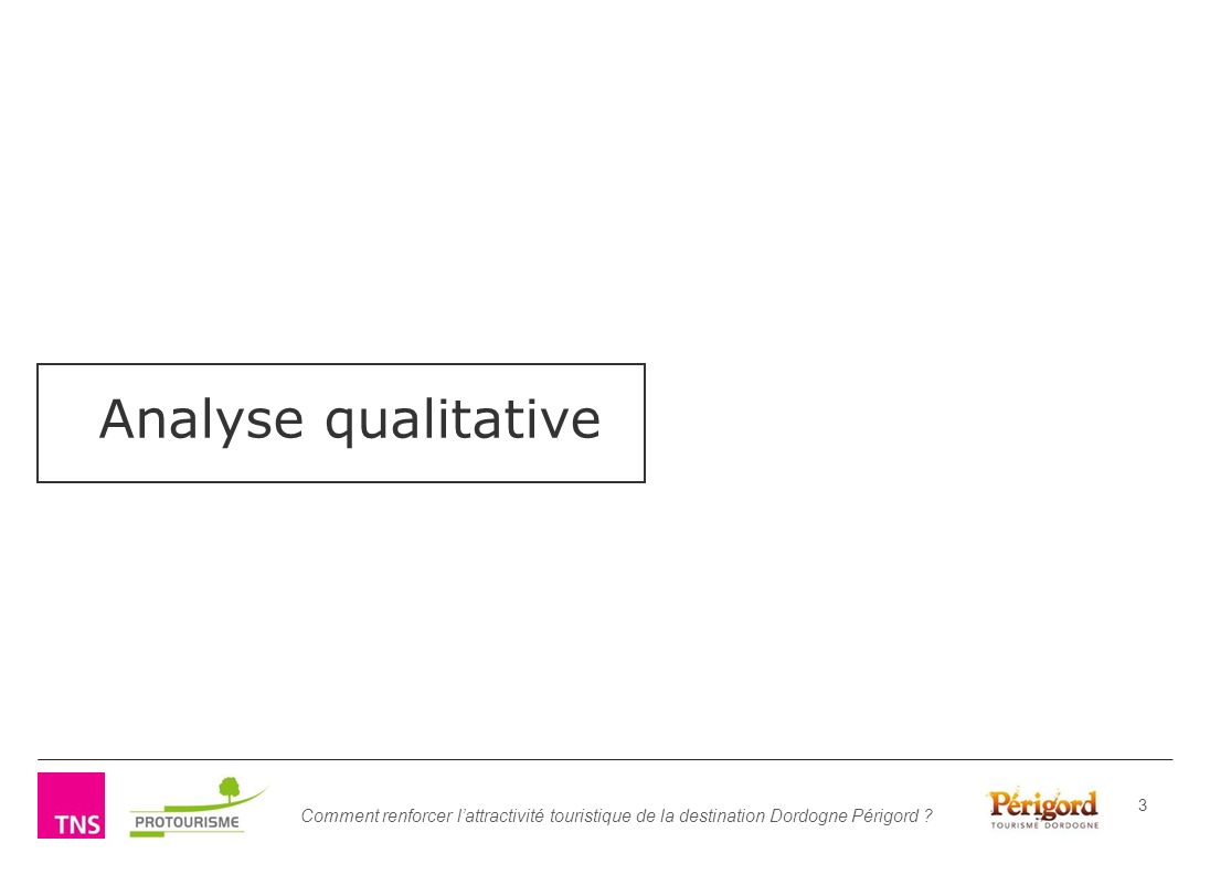 Analyse qualitative