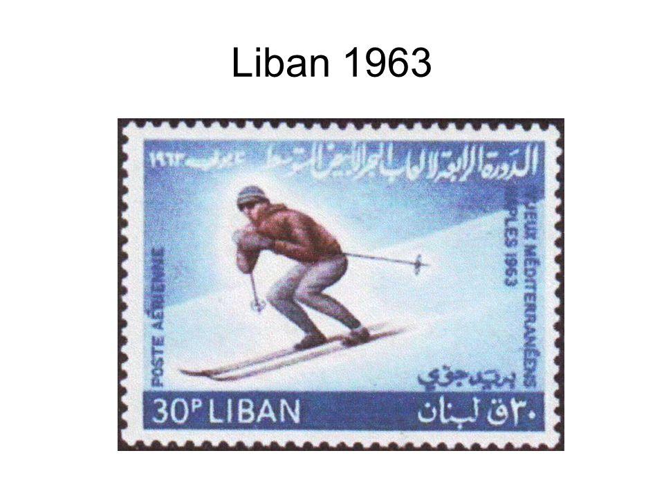 Liban 1963