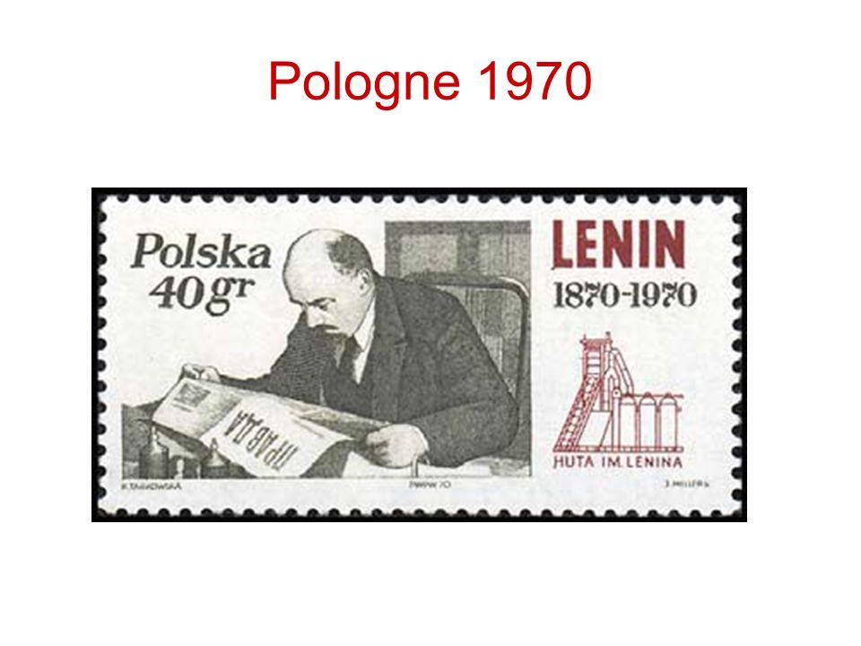 Pologne 1970