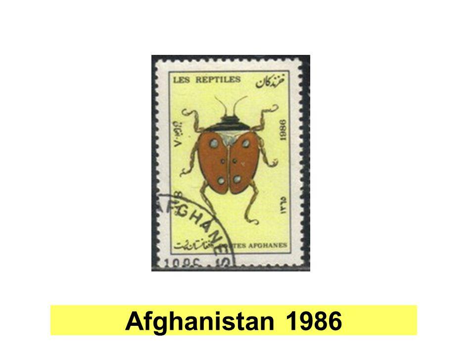 Afghanistan 1986