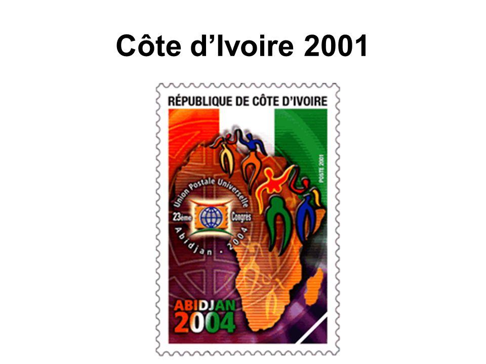 Côte d'Ivoire 2001