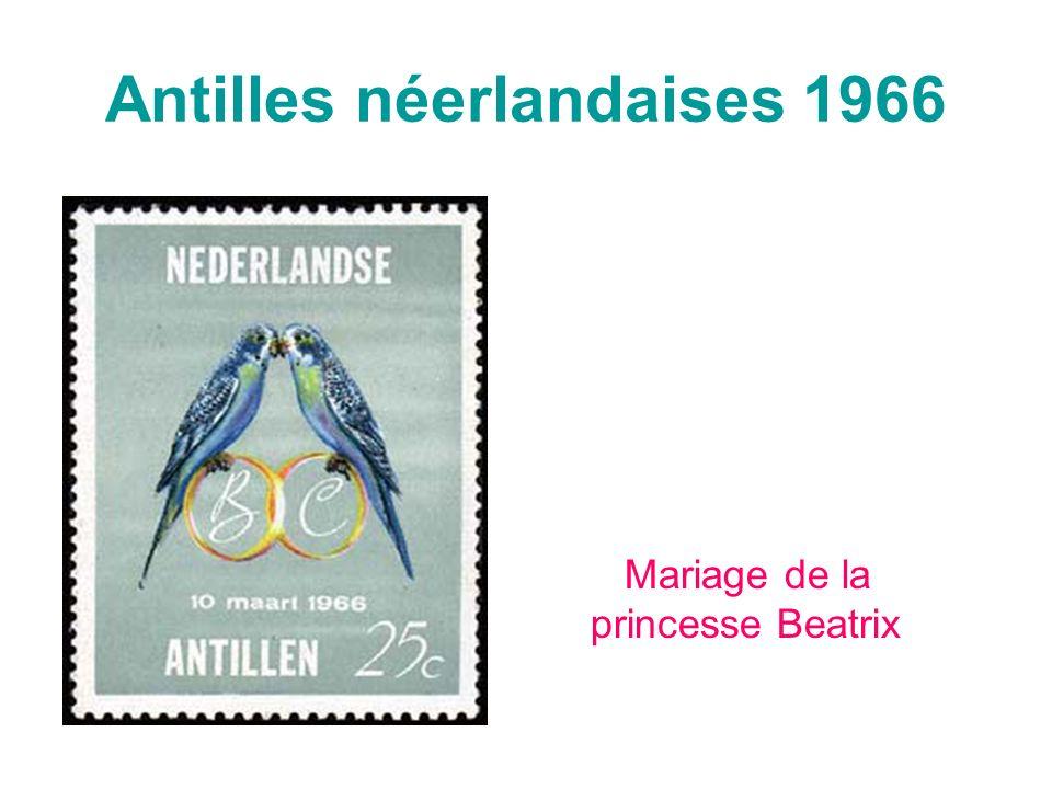 Antilles néerlandaises 1966