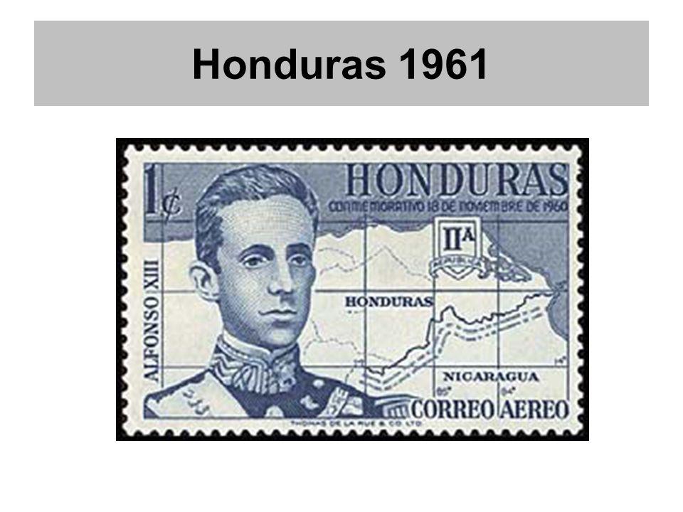 Honduras 1961