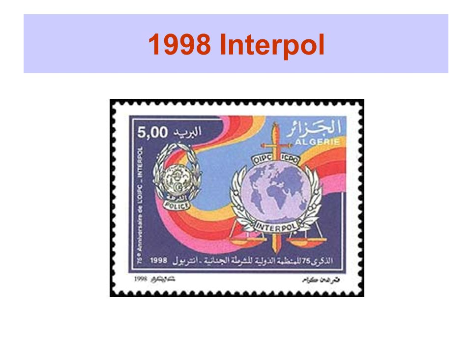 1998 Interpol