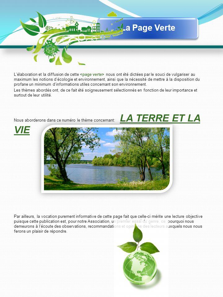 La Page Verte