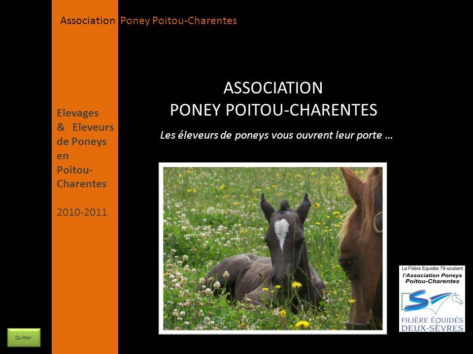 PONEY POITOU-CHARENTES